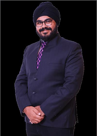 portraight photograph of Mr. Sanjeet Singh